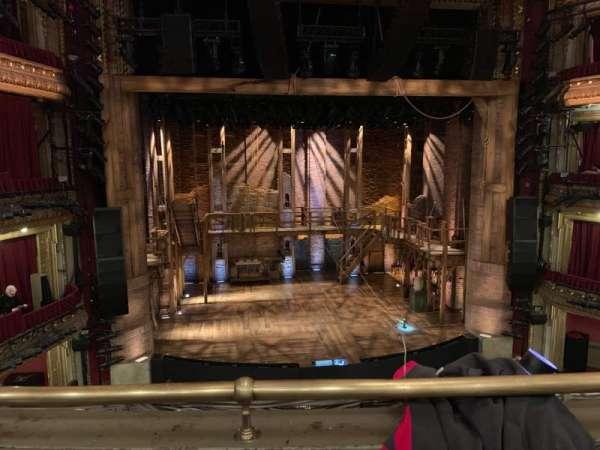 CIBC Theatre, section: MEZZLC, row: B, seat: 309-311