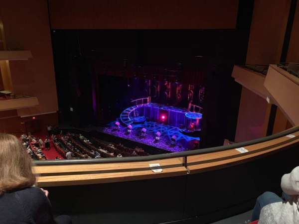 Durham Performing Arts Center, section: Balcony 10, row: B, seat: 213