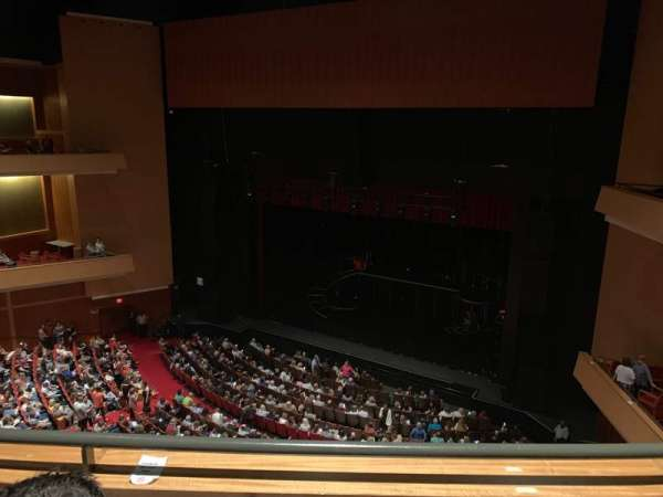 Durham Performing Arts Center, section: Balcony 10, row: B, seat: 209