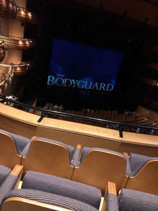 Donald Gordon Theatre at the Wales Millennium Centre, section: Circle, row: C, seat: 6