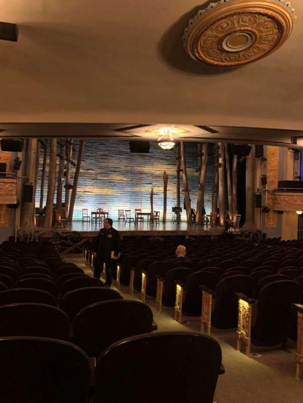 Gerald Schoenfeld Theatre, section: Orchestra L, row: S, seat: 3