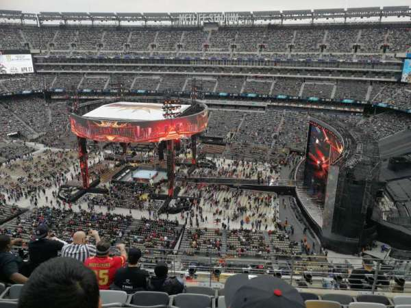 MetLife Stadium, section: 311, row: 10