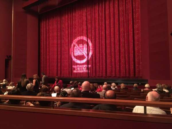 The Kennedy Center Opera House, section: Orchestra, row: R, seat: 16