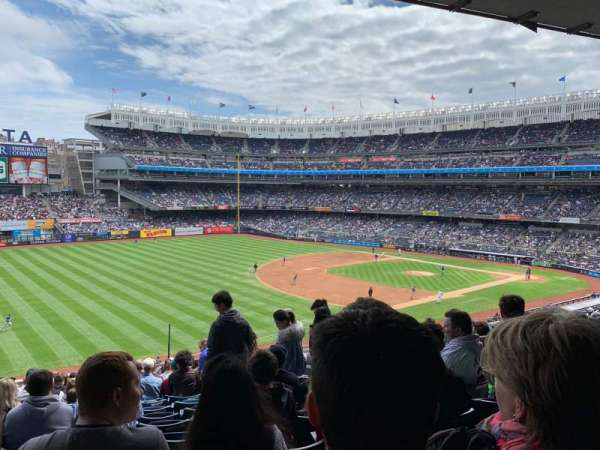 Yankee Stadium, section: 229, row: 19, seat: 7