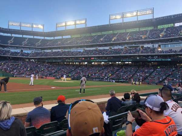 Globe Life Park in Arlington, section: 17, row: 2, seat: 3