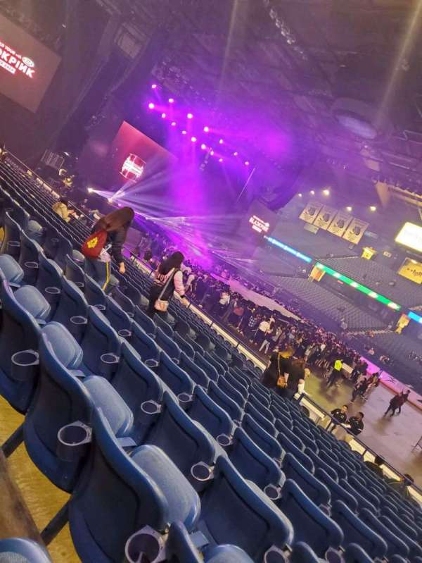 Allstate Arena, section: 101, row: n, seat: 17