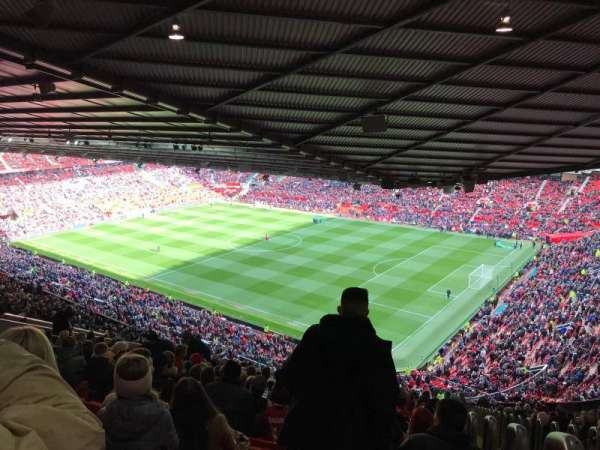 Old Trafford, section: NW3429