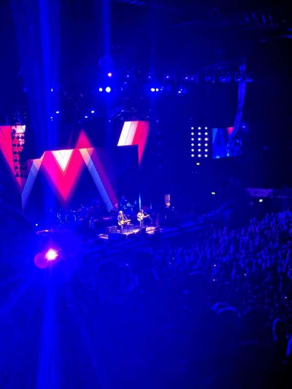 SSE Arena, Wembley, section: S7, row: Q, seat: 84