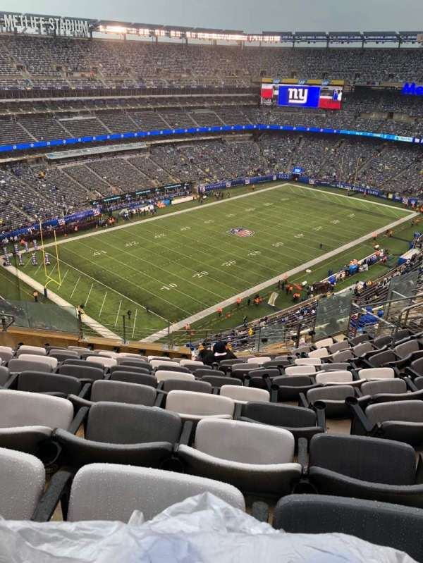 Metlife Stadium , section: 345, row: 14, seat: 16