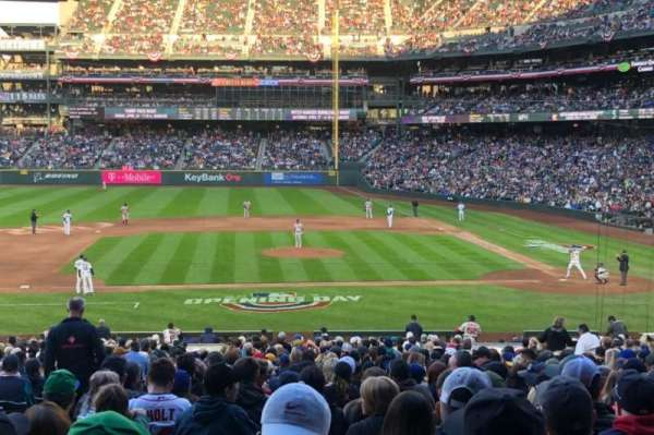 T-Mobile Park, section: 137, row: 35, seat: 10