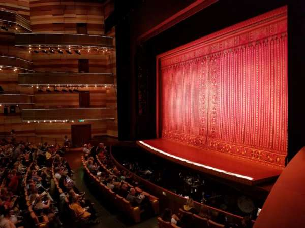 Eccles Theater, section: Box A