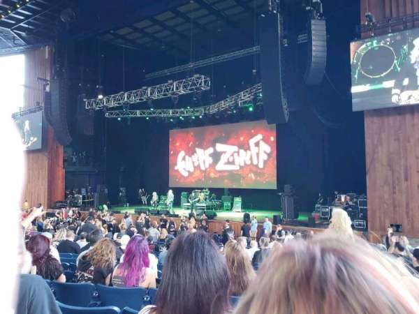 Merriweather Post Pavilion, section: 220, row: n, seat: 17