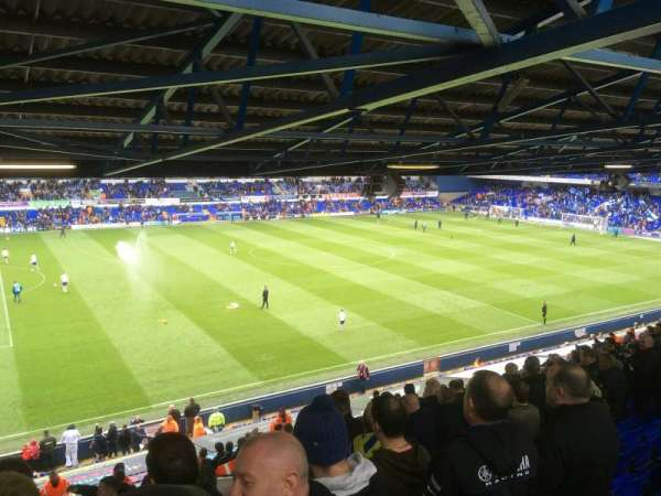 portman road, section: V2, row: V, seat: 23