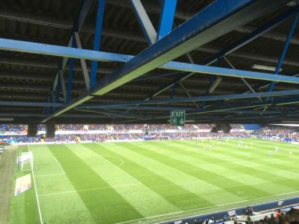 portman road, section: V1, row: V, seat: 24