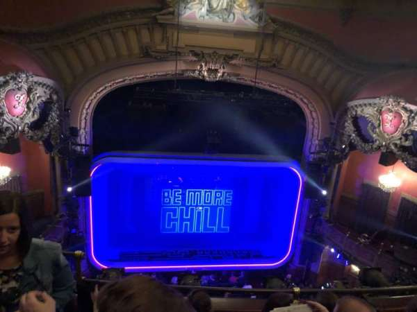 Lyceum Theatre (Broadway), section: Balcony C, row: D, seat: 111