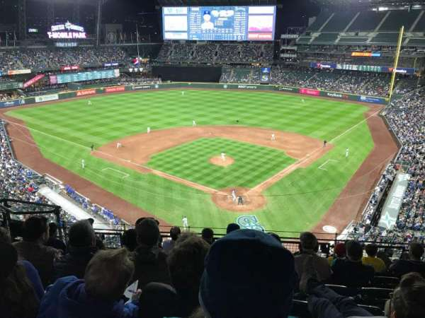 T-Mobile Park, section: 331, row: 7, seat: 11