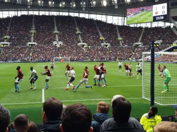 Tottenham Hotspur Stadium, section: 113, row: 6, seat: 388