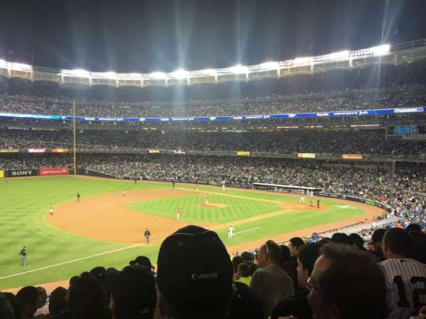 yankee stadium, section: 227b, row: 9, seat: 22