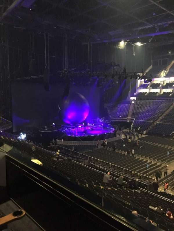 The O2 Arena, section: Suite 210
