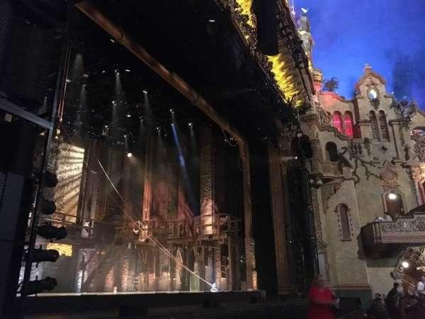 Majestic Theatre - San Antonio, section: Orchestra Box L1, row: 2, seat: 1