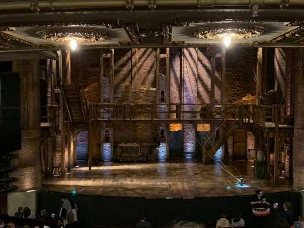 CIBC Theatre, section: Dress Circle C, row: B, seat: 204