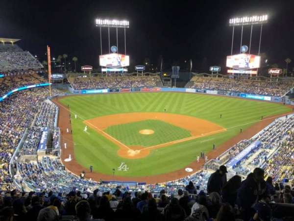 Dodger Stadium, section: 2RS, row: R, seat: 19