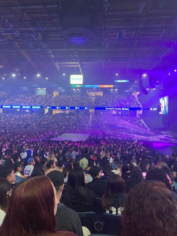 Allstate Arena, section: 110, row: M, seat: 24