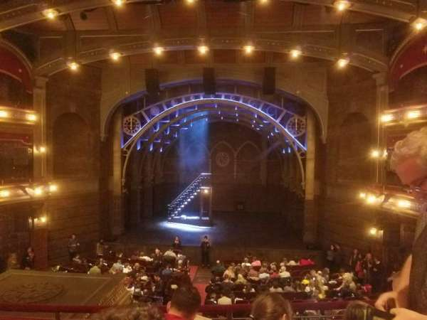Lyric Theatre, section: Dress Circle C, row: C, seat: 115