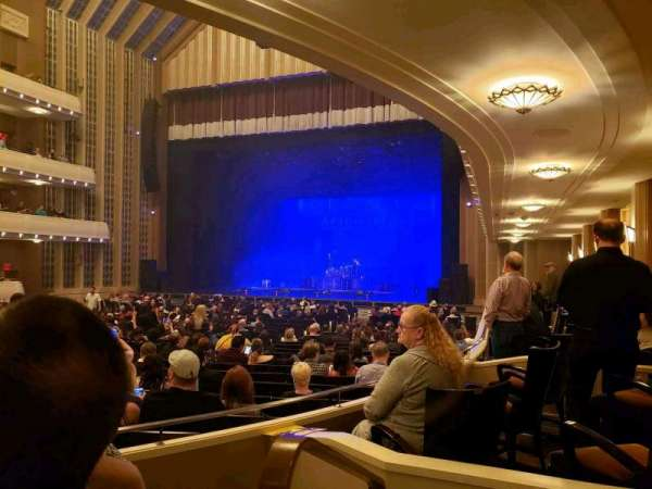 Reynolds Hall at The Smith Center, section: Parterre Right, row: YY, seat: 312