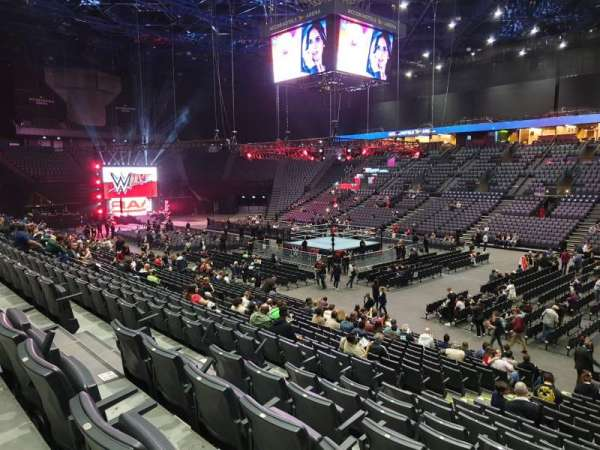 AccorHotels Arena, section: R, row: 12, seat: 16
