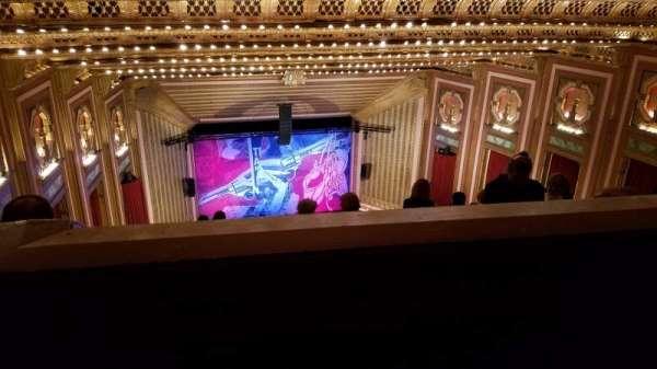Lyric Opera House, section: Upper Balcony 2, row: O, seat: 32