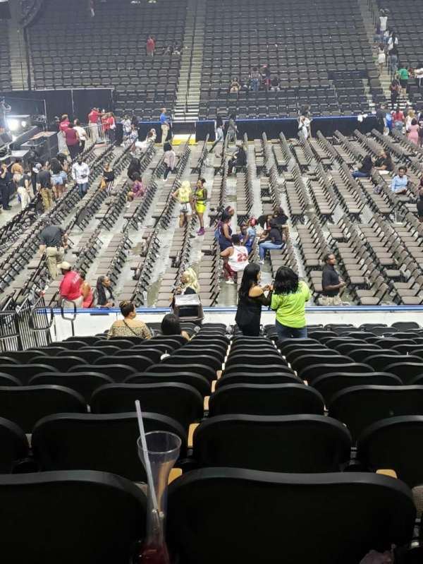 Vystar Veterans Memorial Arena , section: 115, row: R, seat: 13