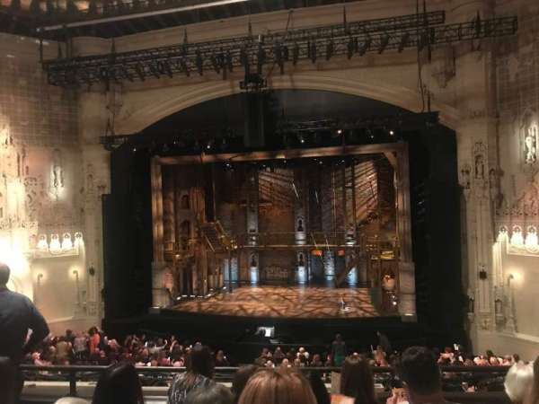 Orpheum Theatre (San Francisco), section: Mezzanine R, row: D, seat: 18