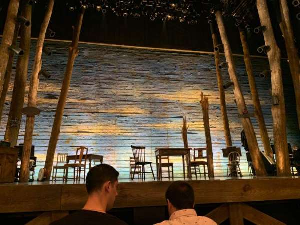 Gerald Schoenfeld Theatre, section: Orchestra C, row: B, seat: 105