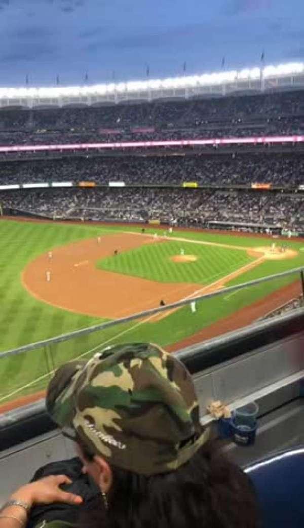 Yankee Stadium, section: 329, row: 2, seat: 9
