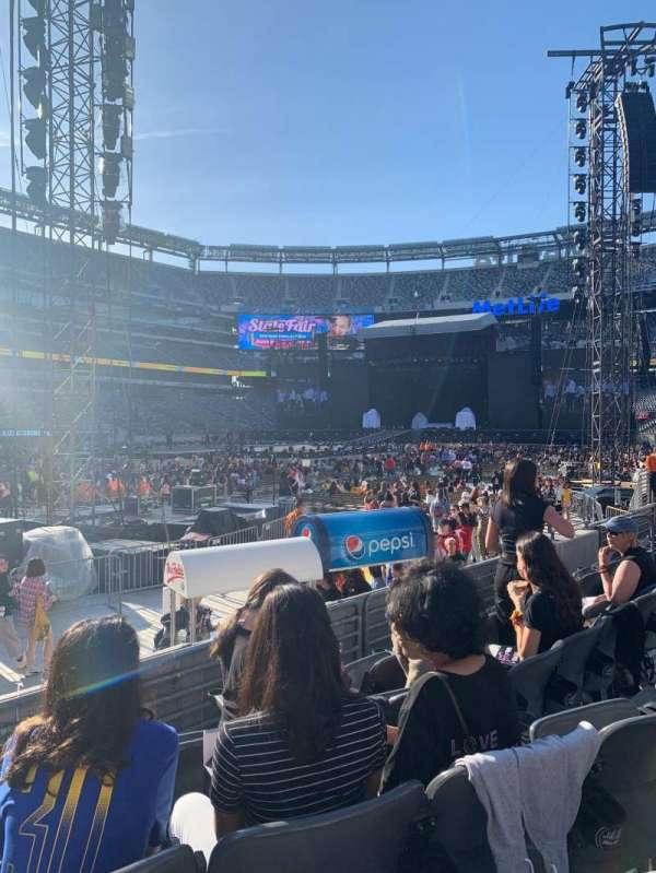 MetLife Stadium, section: 118, row: 5, seat: 15