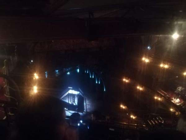 Palace Theatre (West End), section: Balcony, row: F, seat: 26