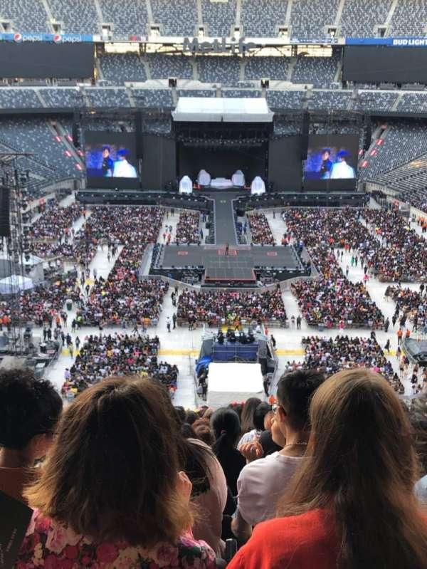 MetLife Stadium, section: 226, row: 12, seat: 19