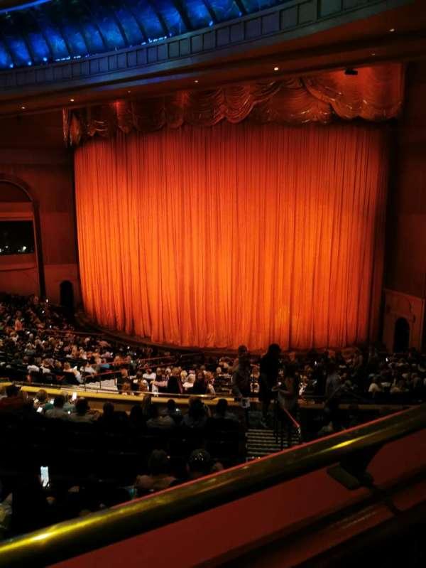 O Theatre, section: Loggia, row: 200, seat: 223/224