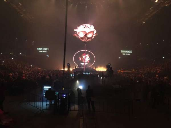 Sportpaleis, section: 130, row: 18, seat: 4