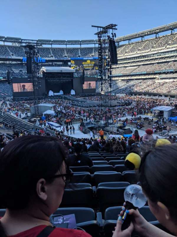 MetLife Stadium, section: 131, row: 32, seat: 5