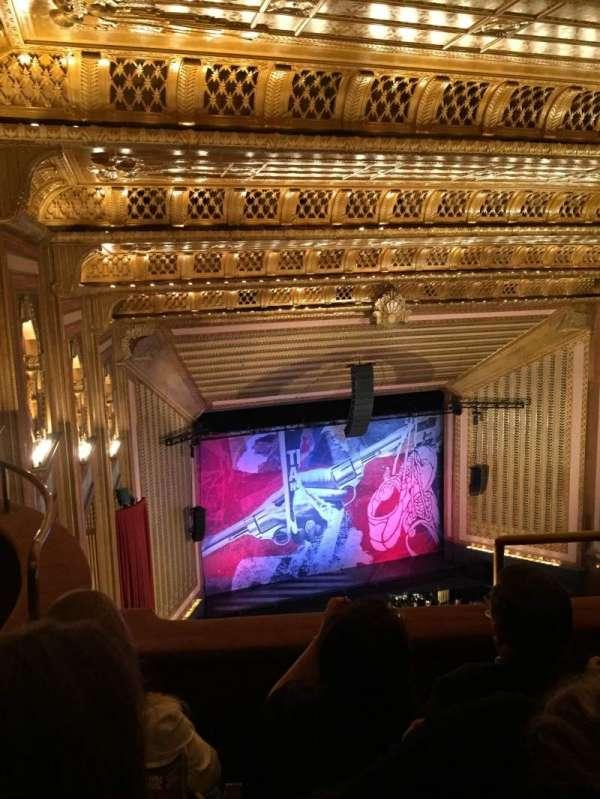 Lyric Opera House, section: Upper Balcony, row: C, seat: 42