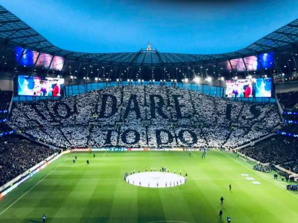 Tottenham Hotspur Stadium, section: 515, row: 7, seat: 513