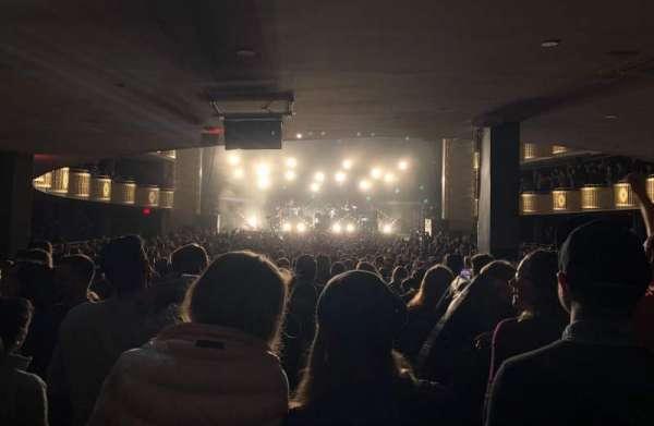The Met Philadelphia, section: Orchestra 7, row: M, seat: 8