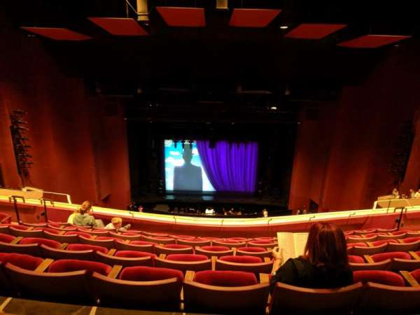 San Diego Civic Theatre, section: Balc, row: V, seat: 5