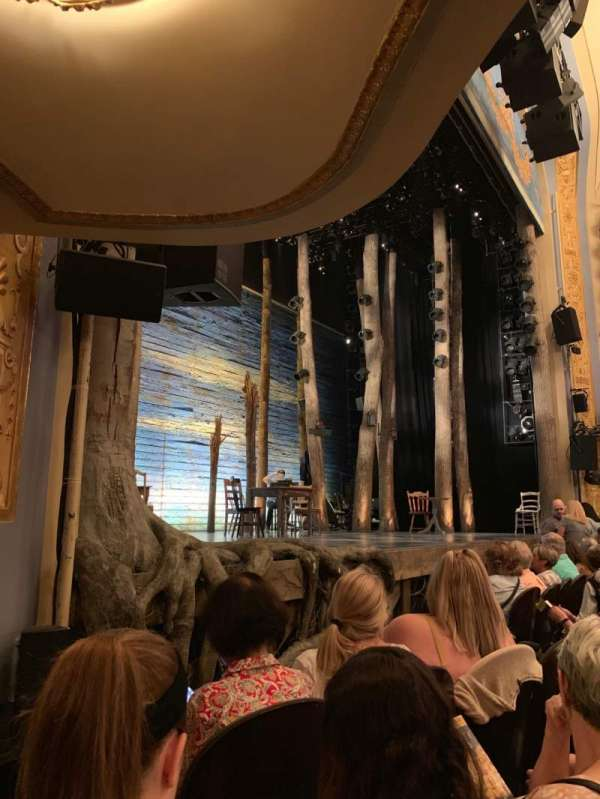 Gerald Schoenfeld Theatre, section: Orchestra L, row: C, seat: 13