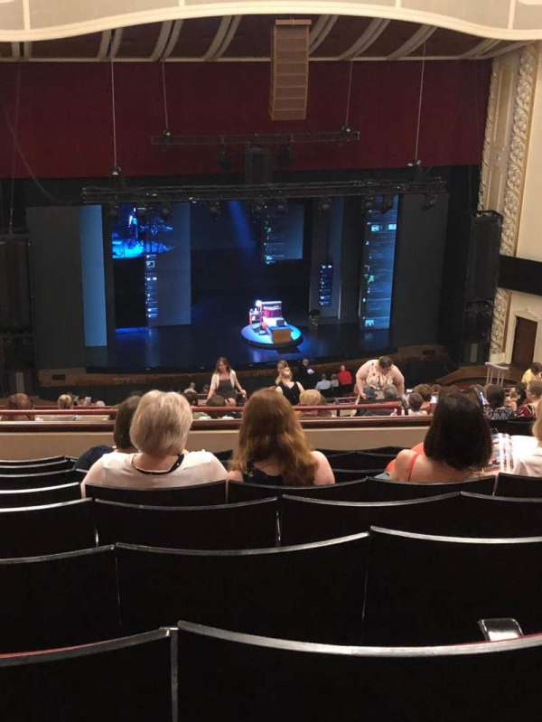 Heinz Hall, section: Gallery LC, row: T, seat: 113