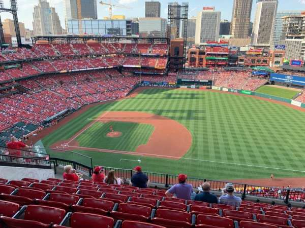 Busch Stadium, section: 441, row: 9, seat: 11