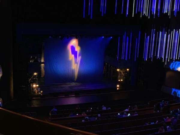 Winspear Opera House, section: Mezzanine, row: D, seat: 8