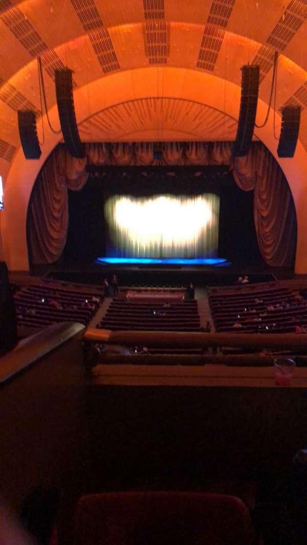 Radio City Music Hall, section: 2ND Mezzanine 4, row: B, seat: 403
